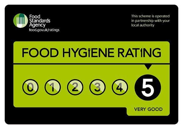 food-standard-5-star-food-hygiene-rating